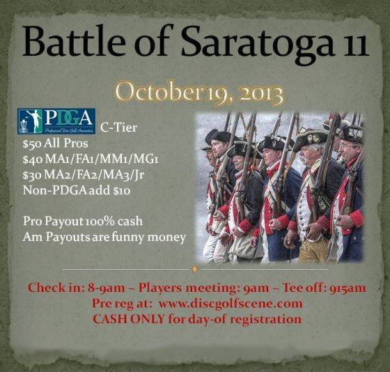 Battle of Saratoga - Have Fun and Win Some Money to ... | 560 x 534 jpeg 52kB